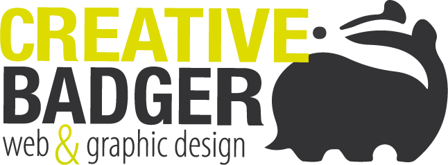Creative Badger | Web & Graphic Design | Walkerburn in the Scottish Borders